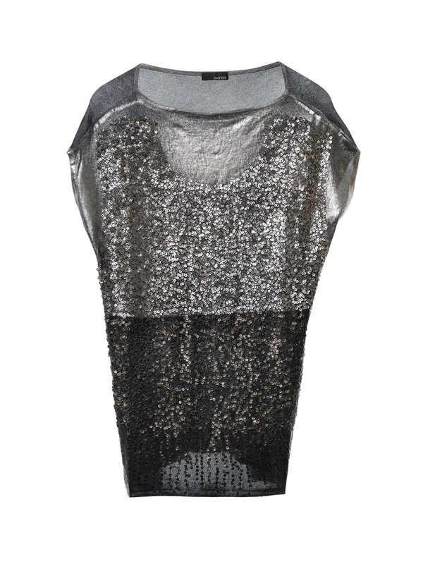 Avant Toi buy online Sleeveless sequined top