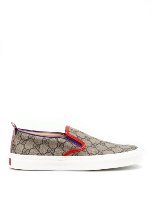 Gucci:  online - GG slip-on sneakers