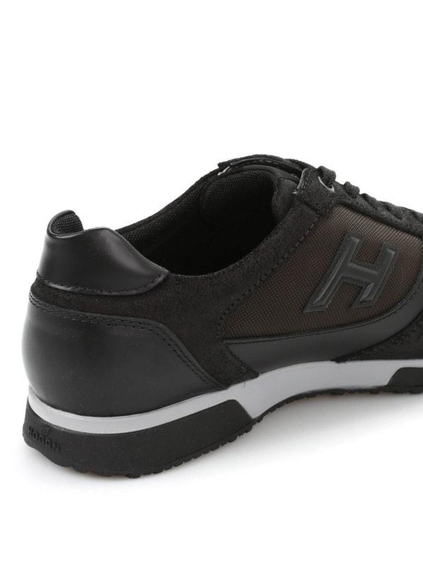 hogan sneaker h198