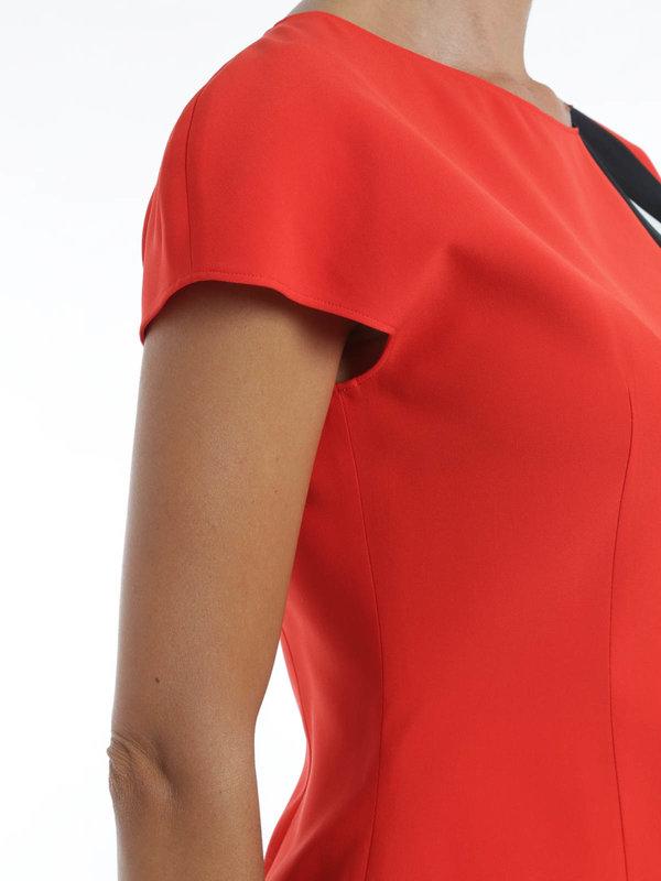 iKRIX Fendi: Striped blouse