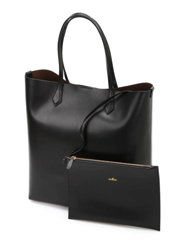 hogan shopper handbag