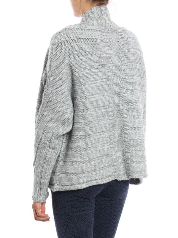 iKRIX Manila Grace:  - Wool and alpaca crop cardigan