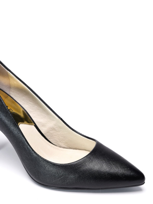 iKRIX Michael Kors:  - Flex leather mid pumps