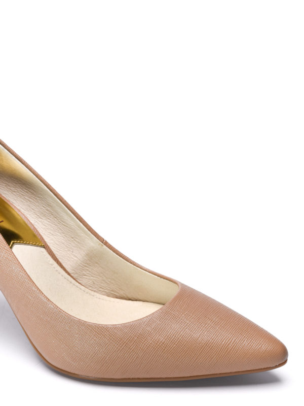 iKRIX Michael Kors:  - Flex leather mid pumps