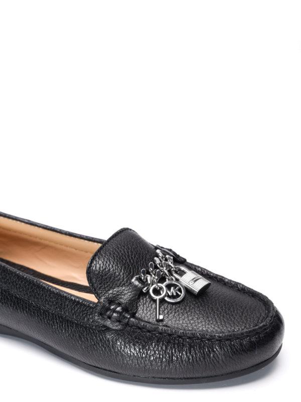iKRIX Michael Kors:  - Suki leather loafers