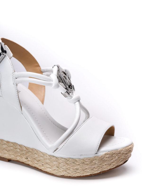 iKRIX Michael Kors:  - Kinley wedge sandals
