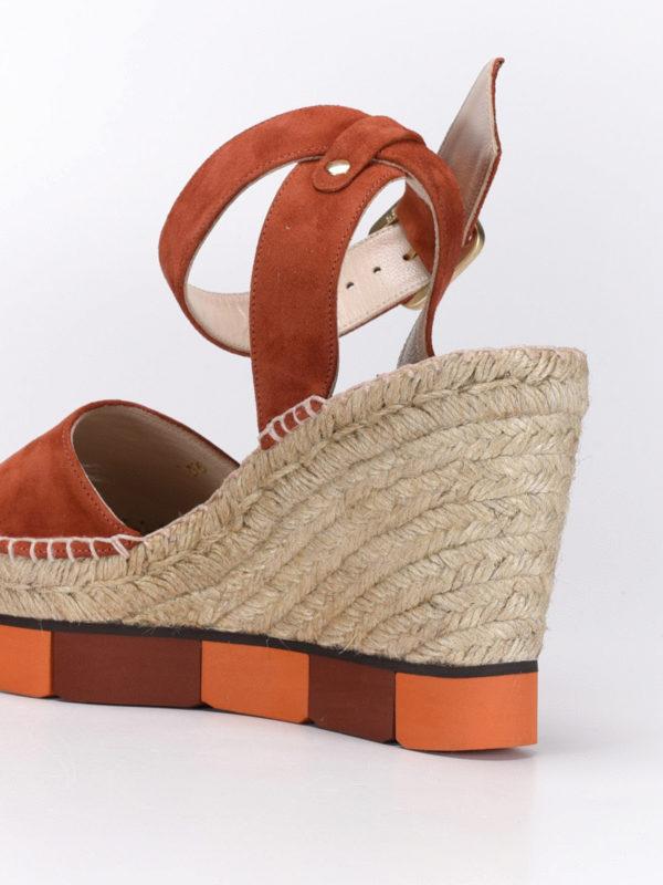 iKRIX Paloma Barcelò:  - Lisette wedge sandals