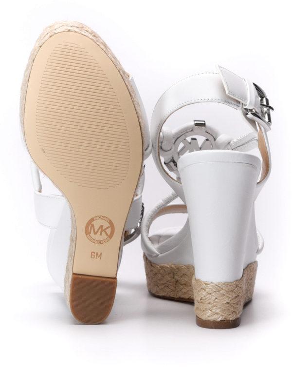 Michael Kors buy online Kinley wedge sandals