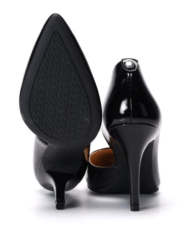 Michael Kors buy online Nathalie Flex patent leather pumps