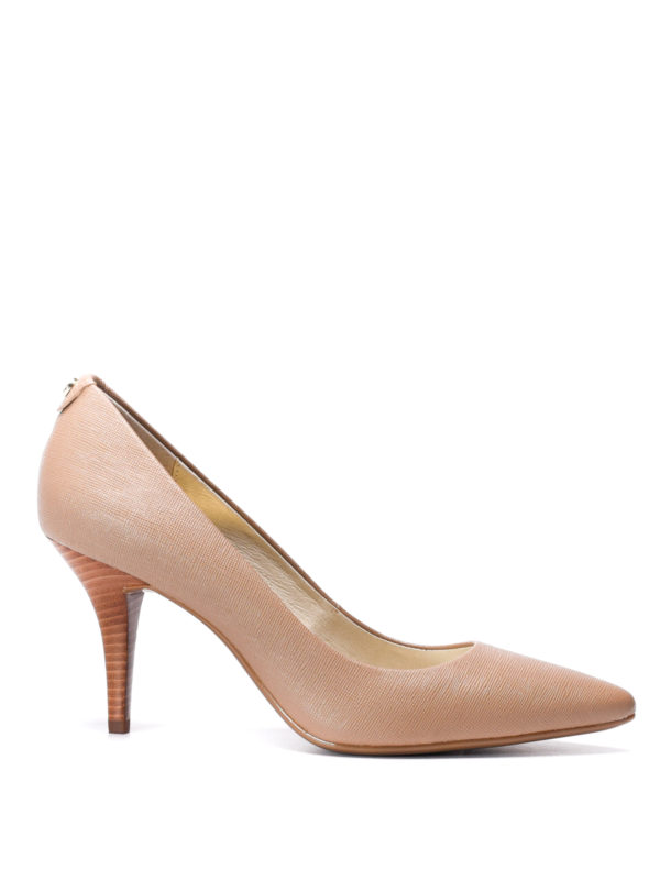 Michael Kors:  - Flex leather mid pumps