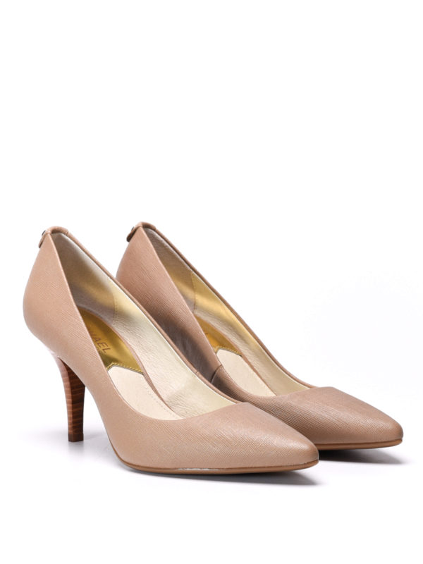 Michael Kors:  online - Flex leather mid pumps