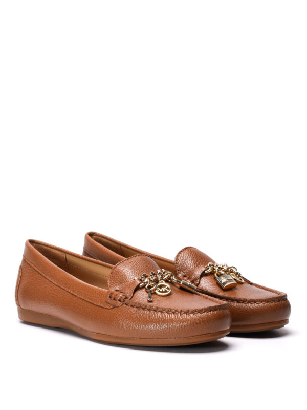 Michael Kors:  online - Suki leather loafers