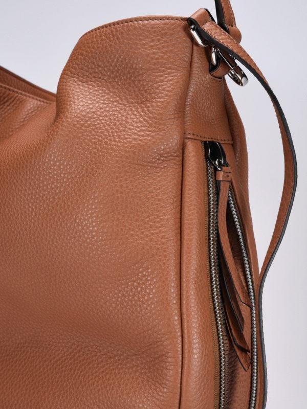New Hobo calfskin bag shop online: Hogan
