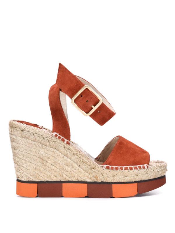Paloma Barcelò:  - Lisette wedge sandals