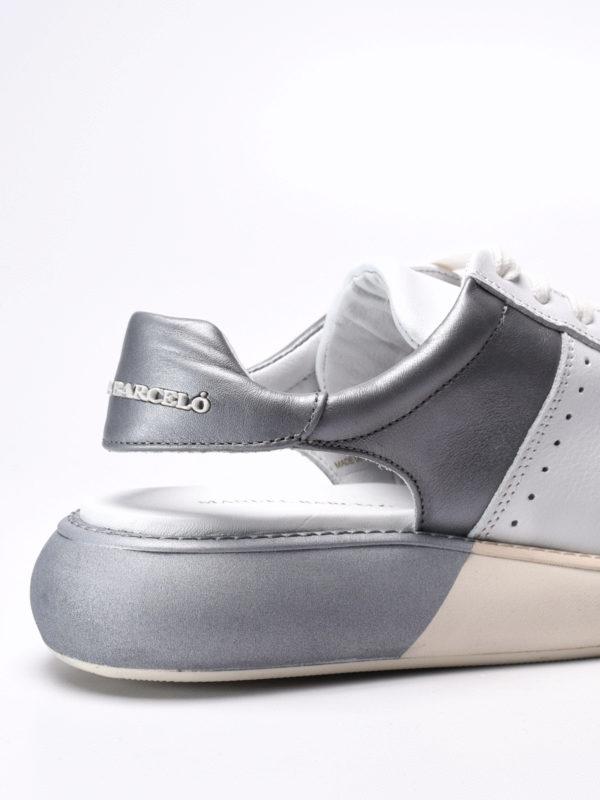 Trafalgar Air slingback sneakers shop online: Manuel Barcelo