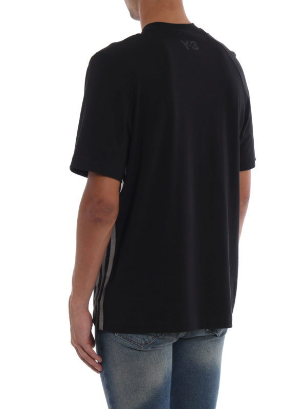 T-Shirt - Schwarz shop online: ADIDAS Y-3