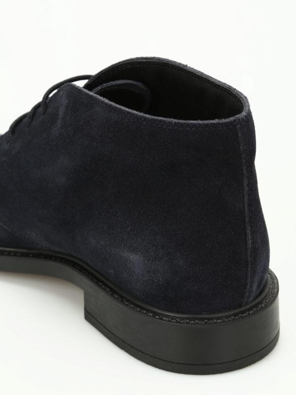 Stiefeletten - Blau shop online: TOD