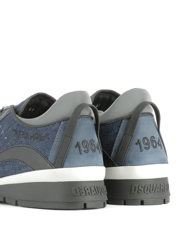 Sneaker - Dark Wash shop online: DSQUARED2
