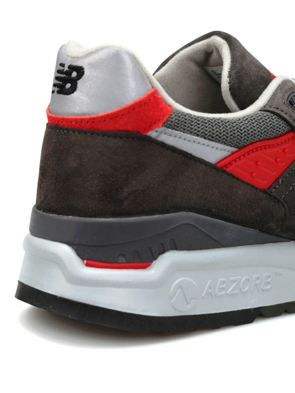 finest selection 42f32 0d9b9 New Balance - 998 Age of Exploration sneakers - trainers ...