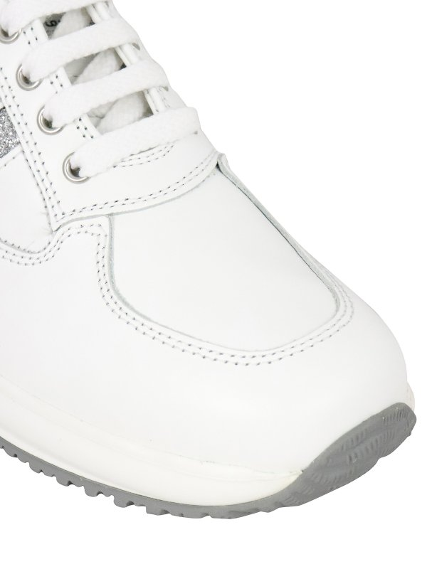 Hogan Junior - Interactive sneakers - trainers - HXC00N0O241OF80351
