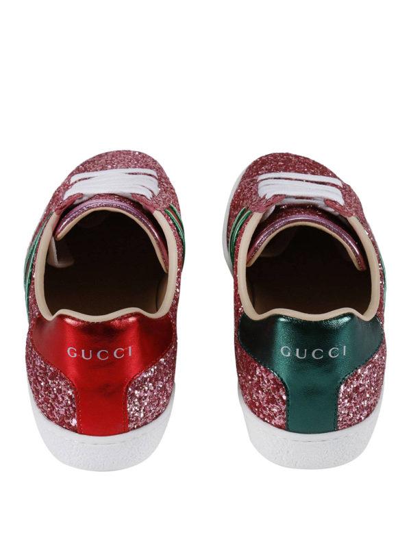 Sneaker - Pink shop online: Gucci