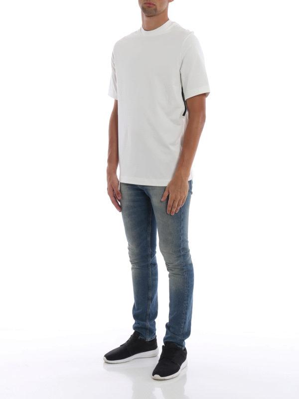 ADIDAS Y-3: T-shirts online - T-Shirt - Weiß
