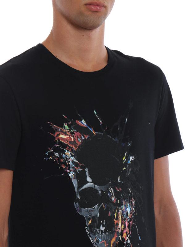 ALEXANDER MCQUEEN buy online T-Shirt - Schwarz
