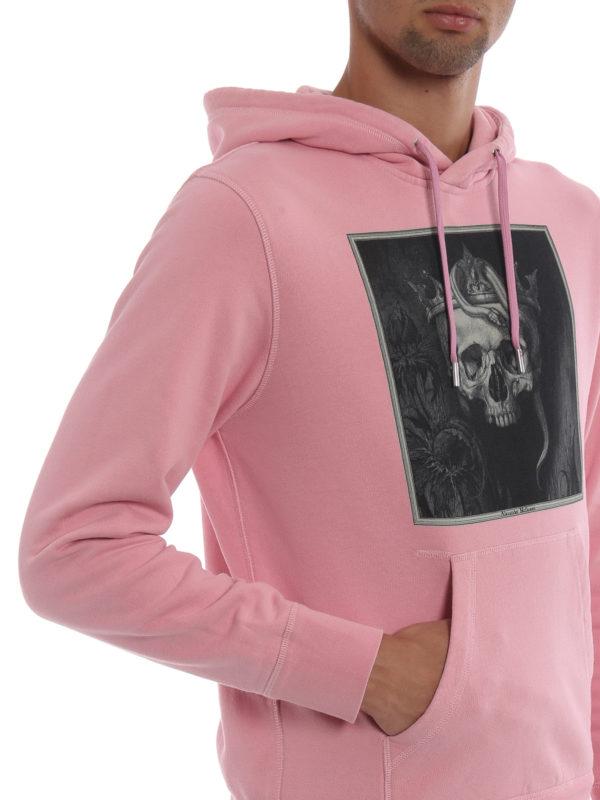 ALEXANDER MCQUEEN buy online Sweatshirt - Pink