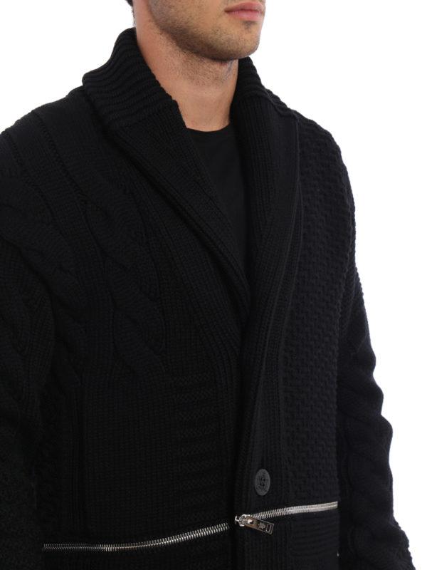 Alexander Mcqueen buy online Cardigan - Over