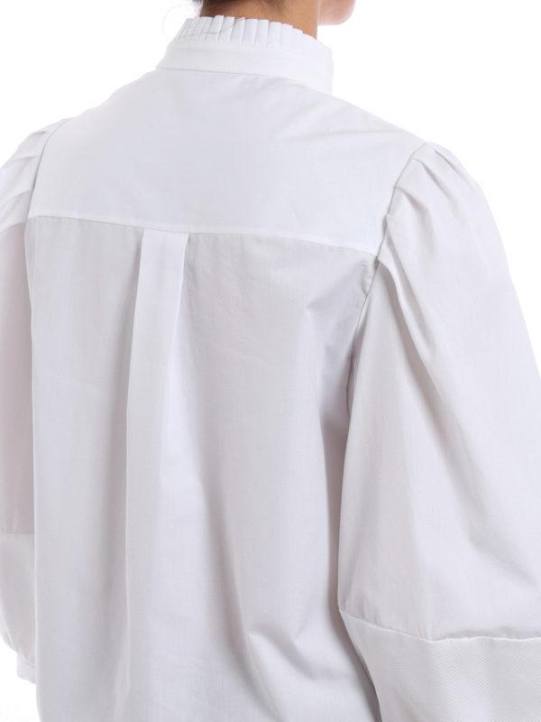ALEXANDER MCQUEEN buy online Hemd - Einfarbig