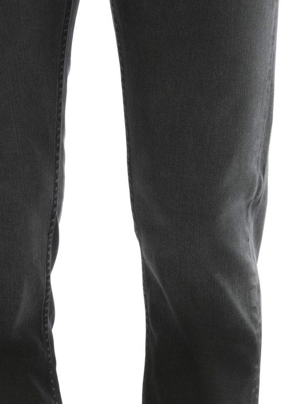 ALEXANDER MCQUEEN buy online Straight Leg Jeans - Einfarbig
