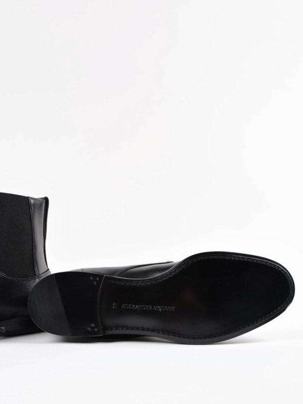 Alexander Mcqueen buy online Stiefeletten - Einfarbig