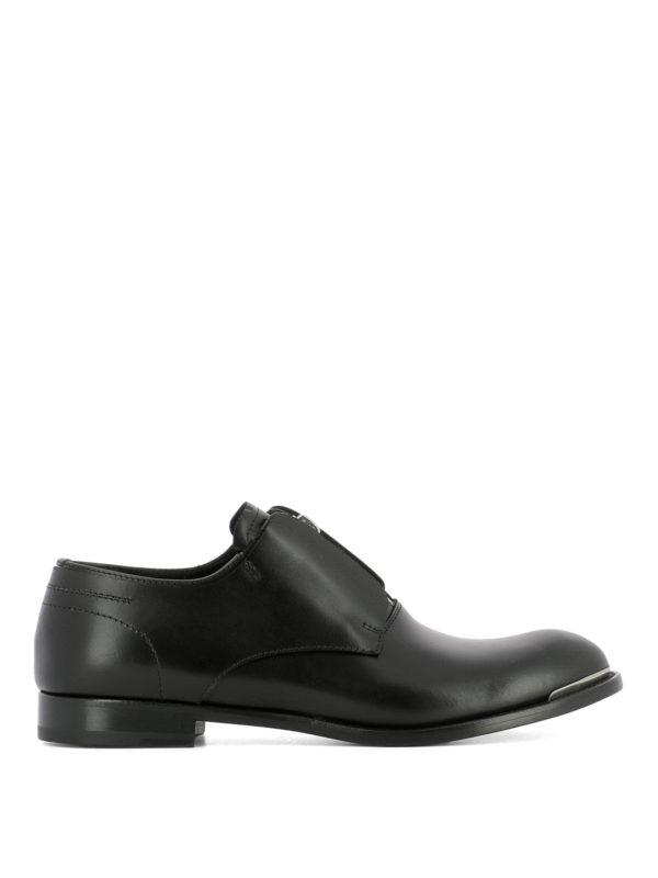 Alexander Mcqueen: Klassische Schuhe - Klassische Schuhe - Schwarz