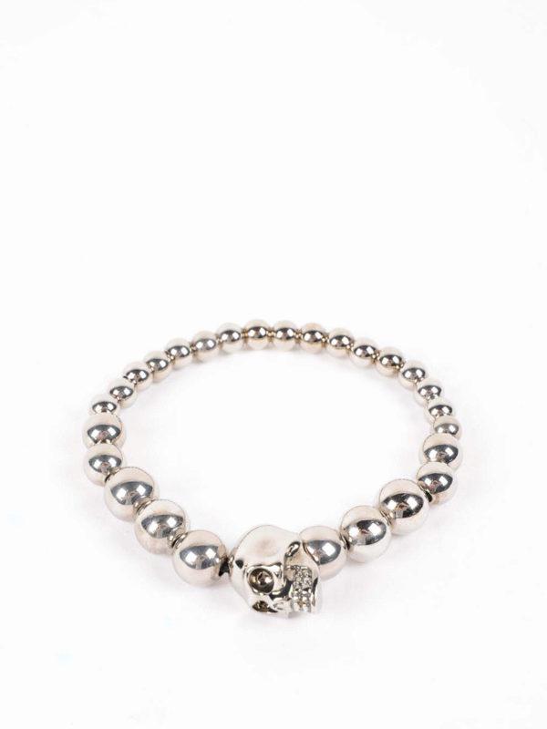 ALEXANDER MCQUEEN: Armbänder und Armkettchen online - Armband - Silber