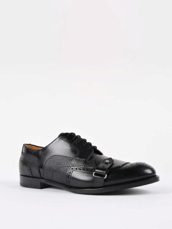 Alexander Mcqueen: Klassische Schuhe online - Klassische Schuhe - Schwarz