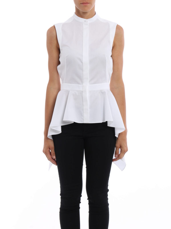 ALEXANDER MCQUEEN: Hemden online - Hemd - Einfarbig