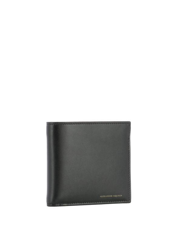ALEXANDER MCQUEEN: Portemonnaies und Geldbörsen online - Portemonnaie - Einfarbig