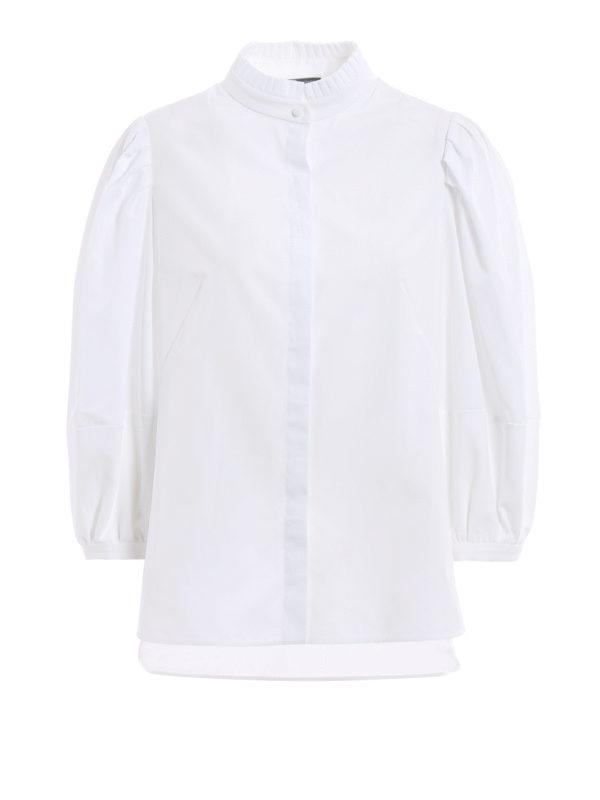 ALEXANDER MCQUEEN: Hemden - Hemd - Einfarbig