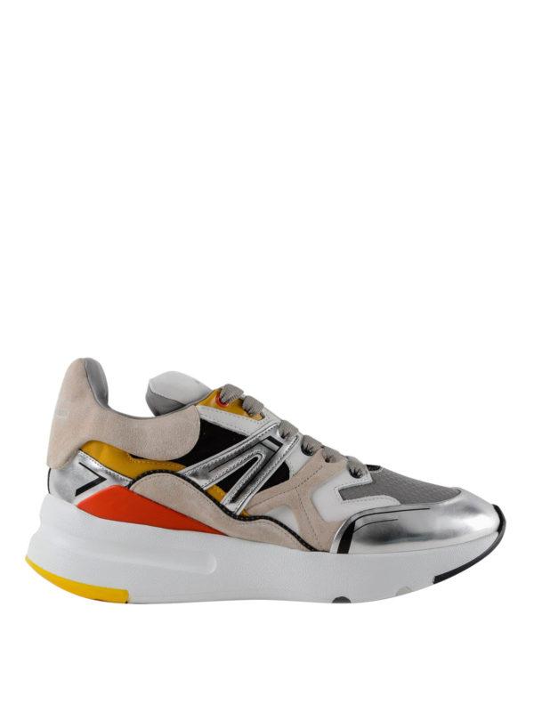 ALEXANDER MCQUEEN: Sneaker - Sneaker - Bunt