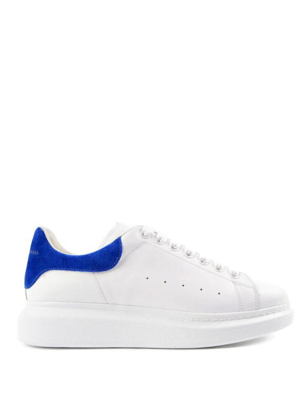 Alexander Mcqueen: Sneaker - Sneaker - Weiß