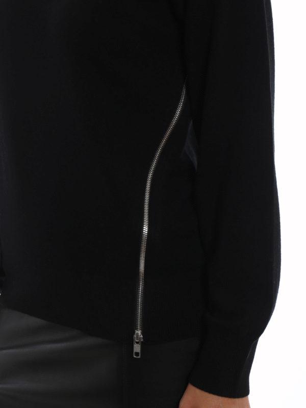 ALEXANDER WANG buy online V-Pullover - Schwarz