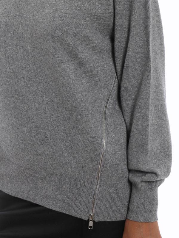 ALEXANDER WANG buy online V-Pullover - Grau