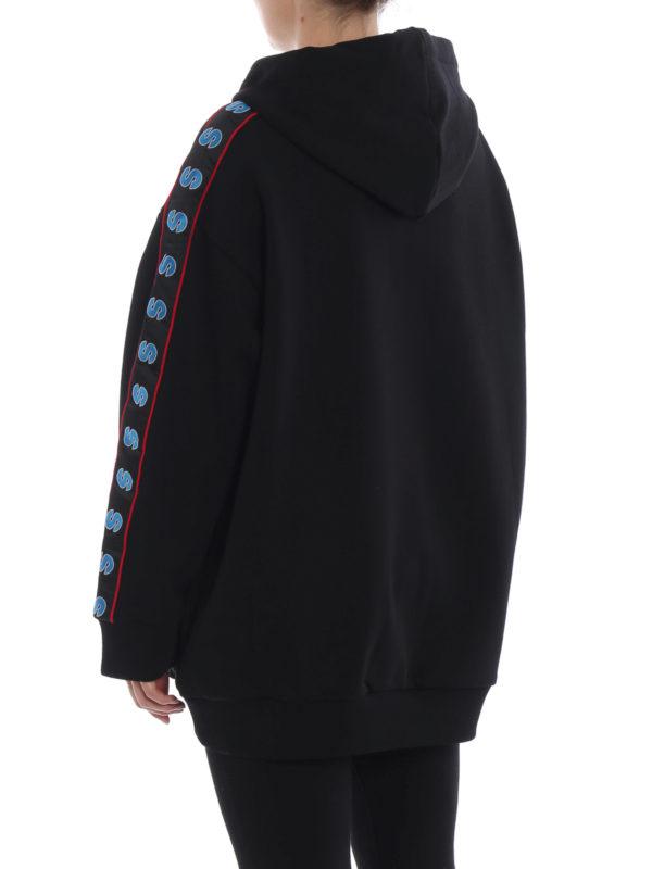 Sweatshirt - Schwarz shop online: STELLA McCARTNEY