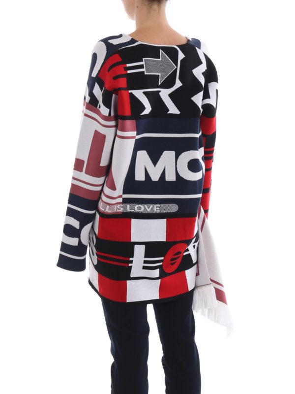 V-Pullover - Bunt shop online: STELLA McCARTNEY