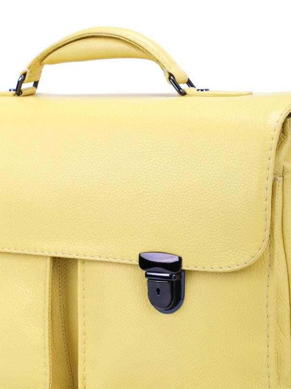 Almirante Dollarone briefcase shop online: ZANELLATO