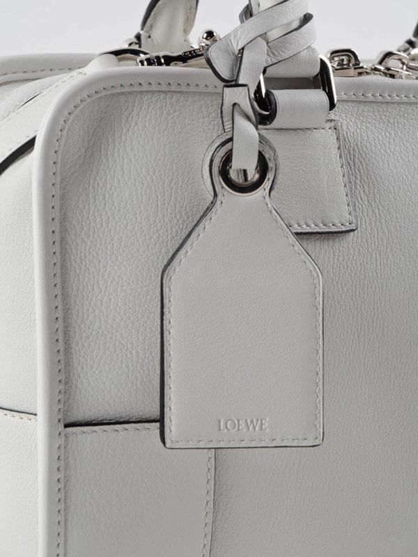 Bowling Tasche - Weiß shop online: Loewe