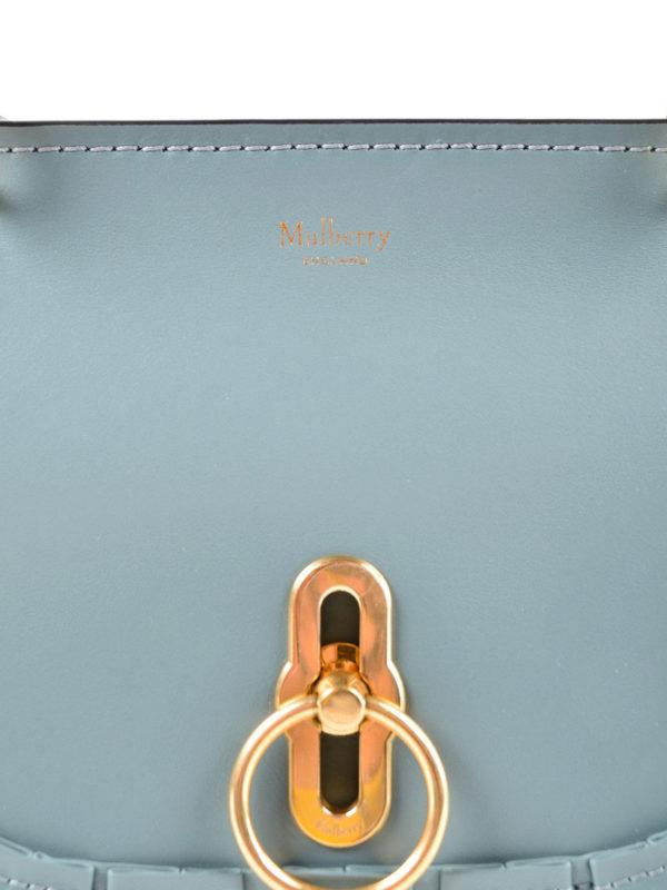 Umhängetasche - Hellblau shop online: MULBERRY