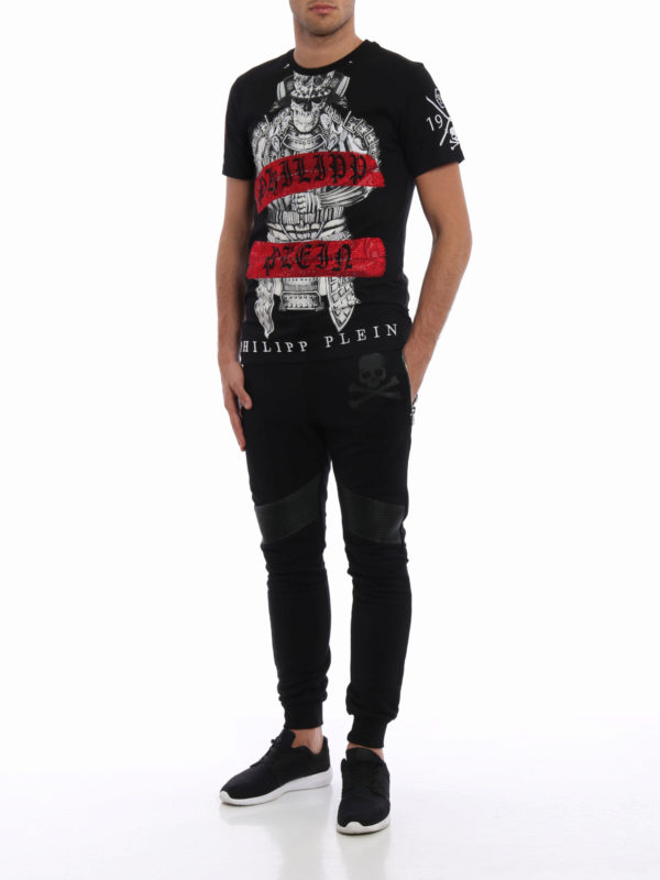 Traininghose - Schwarz shop online: Philipp Plein
