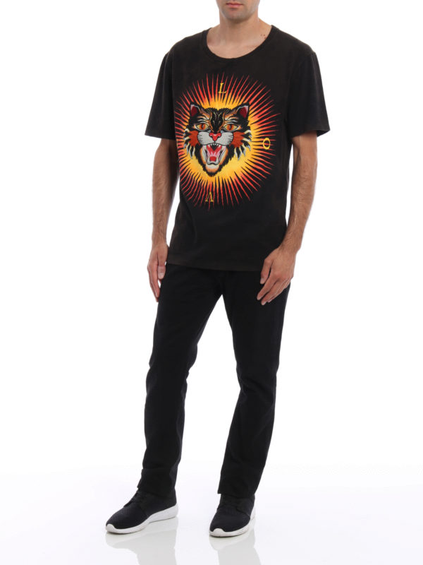 T-Shirt - Bunt shop online: GUCCI
