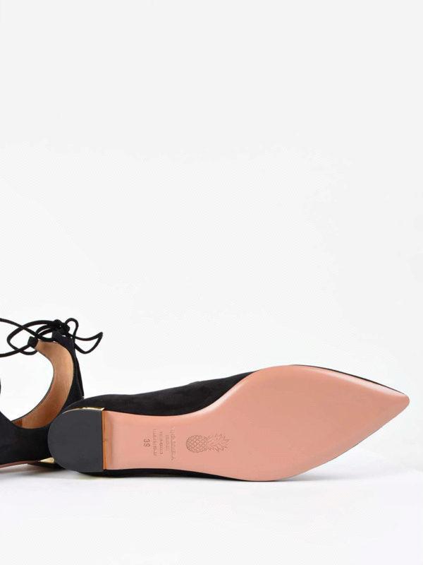 Aquazzura buy online Ballerinas - Schwarz